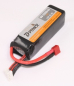Mobile Preview: D-Power SD-2200 4S Lipo (14,8V) 45C XH + EH Balancer T-Stecker