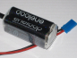 Mobile Preview: Empfaengerakku 4.8V 800mAh NiMH