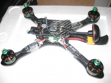 THEORY XL 5 BNF Basi Race Copter von Horizon