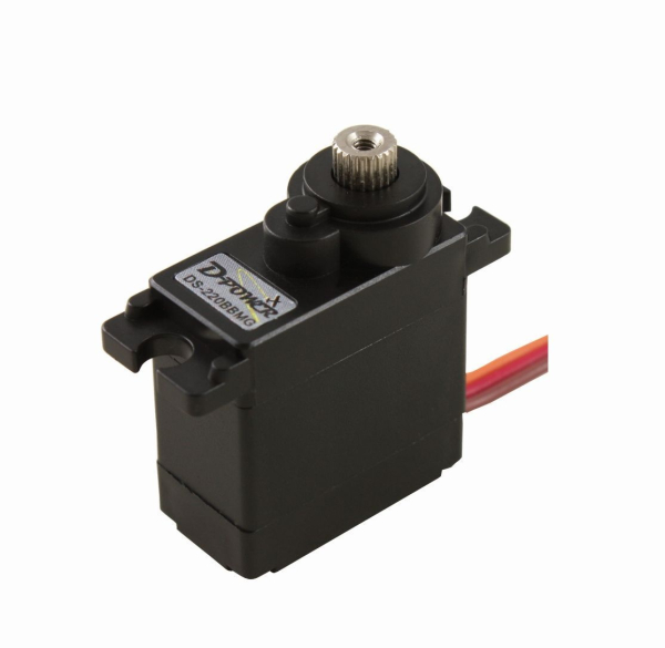 DS-220BB MG Micro Servo digital 11,5mm D-Power DS220